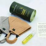 Ayur mask pack of 3 ayur mask and ayur sukhin: natural essential oil spray
