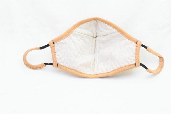 Single Ayur mask flipside